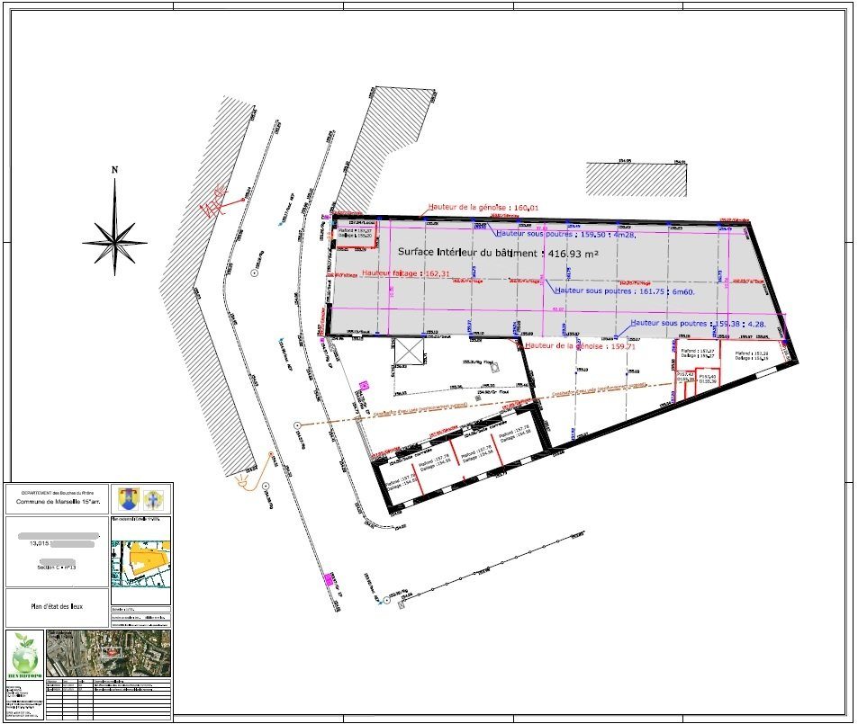 Bureau D Etudes Vrd Et Topographie